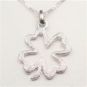 Jewelry - STERLING SILVER IRISH SHAMROCK CLOVER NECKLACE